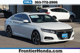 New 2018 Honda Accord Sport 2.0T Sedan 1HGCV2F39JA053613 for sale in Longmont, CO