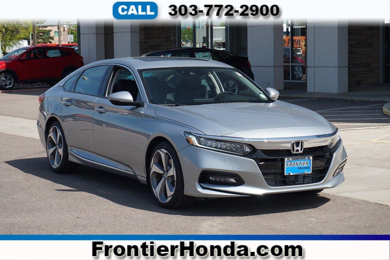 New 2018 Honda Accord Touring 2.0T Sedan For Sale /Lease Longmont, Colorado