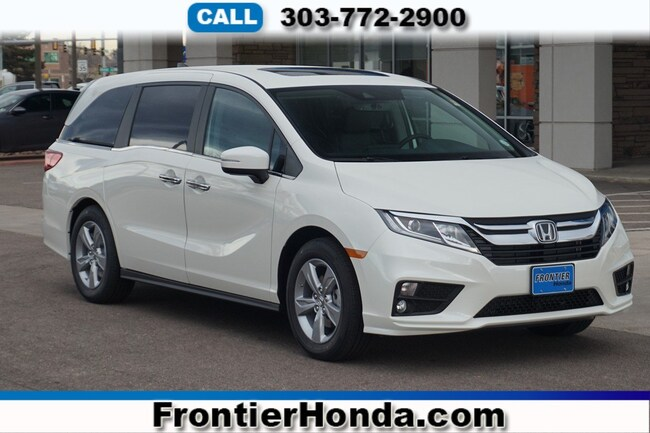 New 2019 Honda Odyssey EX-L Van For Sale /Lease Longmont, Colorado