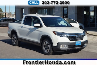 New 2019 Honda Ridgeline RTL-E AWD Truck Crew Cab for sale in Longmont, CO