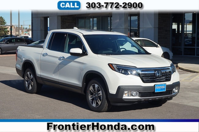 New 2019 Honda Ridgeline RTL-E AWD Truck Crew Cab For Sale /Lease Longmont, Colorado