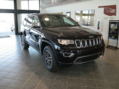 2019 Jeep Grand Cherokee LIMITED 4X4 Sport Utility For Sale in El Reno, OK