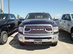 2018 Ram 3500 LARAMIE LONGHORN CREW CAB 4X4 8' BOX Crew Cab For Sale in El Reno, OK