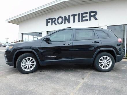 2020 Jeep Cherokee LATITUDE 4X4 Sport Utility For Sale in El Reno, TX