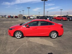 2018 Chevrolet Cruze LT Sedan For Sale in El Reno, OK