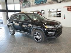 2019 Jeep Compass LATITUDE 4X4 Sport Utility For Sale in El Reno, OK