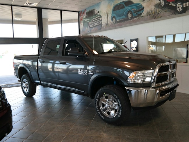 New 2018 Ram 2500 For Sale El Reno, OK | VIN ...