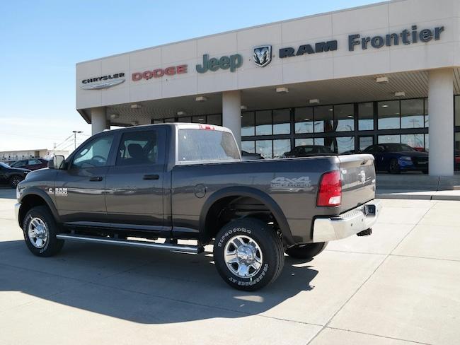 New 2018 Ram 2500 TRADESMAN CREW CAB 4X4 6'4 BOX Crew Cab El Reno, OK