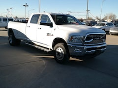 2018 Ram 3500 LIMITED CREW CAB 4X4 8' BOX Crew Cab For Sale in El Reno, OK