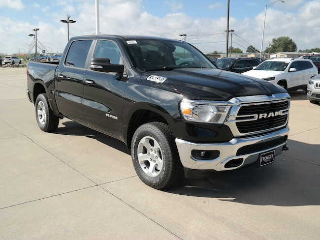 New 2019 Ram 1500 For Sale El Reno, OK | VIN ...
