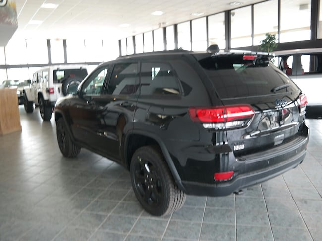 New 2019 Jeep Grand Cherokee For Sale El Reno, OK | VIN ...