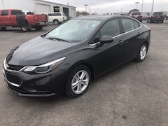 2017 Chevrolet Cruze LT Sedan For Sale in El Reno, OK