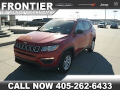 2018 Jeep Compass SPORT FWD Sport Utility For Sale in El Reno, OK