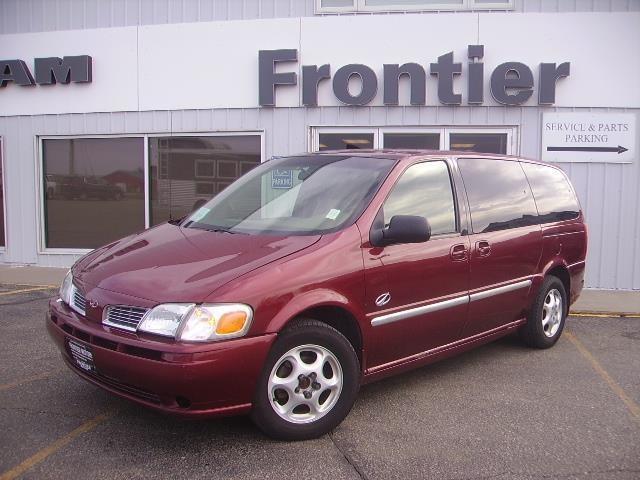 2003 Oldsmobile Silhouette Van Passenger Van