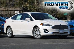 New 2019 Ford Fusion Energi Titanium Sedan 3FA6P0SU8KR201885 for Sale in Santa Clara, CA