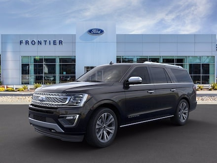 2021 Ford Expedition Platinum MAX SUV 1FMJK1MT7MEA02731