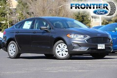 New 2019 Ford Fusion S Sedan 3FA6P0G74KR201868 for Sale in Santa Clara, CA