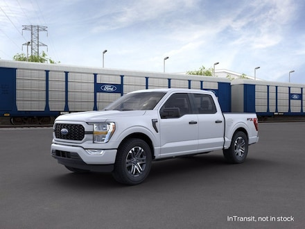2021 Ford F-150 XL Truck SuperCrew Cab 1FTEW1CPXMKD17877