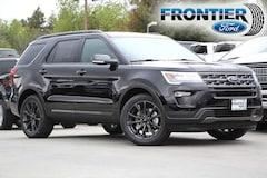 New 2019 Ford Explorer XLT SUV 1FM5K7D82KGB09624 for Sale in Santa Clara, CA