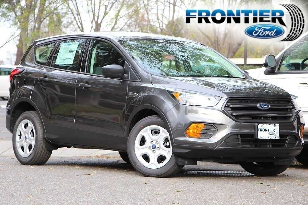 2019 Ford Escape S SUV 1FMCU0F76KUA42198