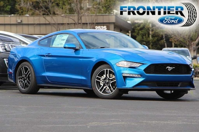 2019 Ford Mustang Coupe 1FA6P8THXK5143930