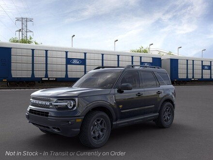 2021 Ford Bronco Sport Badlands SUV 3FMCR9D9XMRB35083
