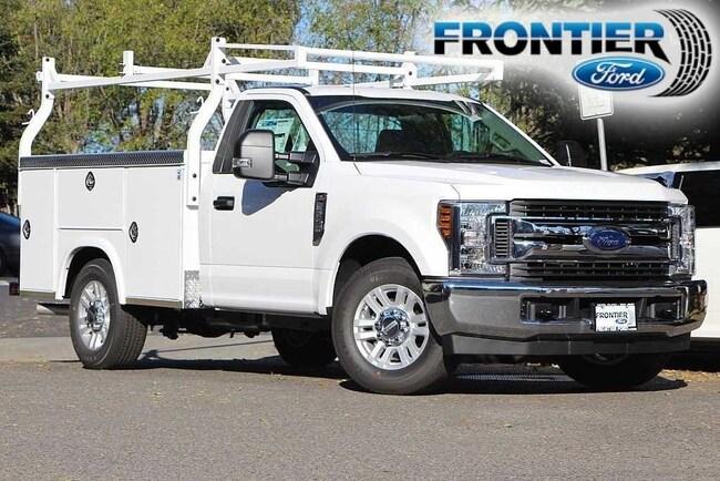 2019 Ford F-250 STX Truck Regular Cab 1FDBF2A69KEC25718