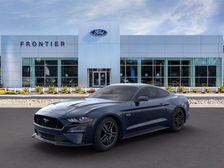 2021 Ford Mustang GT Fastback Coupe 1FA6P8CF9M5138705
