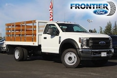2019 Ford F-450 Chassis XL Truck Regular Cab 1FDUF4GY7KDA02774