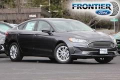 New 2019 Ford Fusion SE Sedan 3FA6P0HD0KR177993 for Sale in Santa Clara, CA