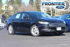 New 2018 Ford Fusion SE Sedan 3FA6P0HD8JR177321 for Sale in Santa Clara, CA