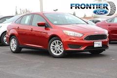 New 2018 Ford Focus SE Sedan 1FADP3F25JL241355 for Sale in Santa Clara, CA