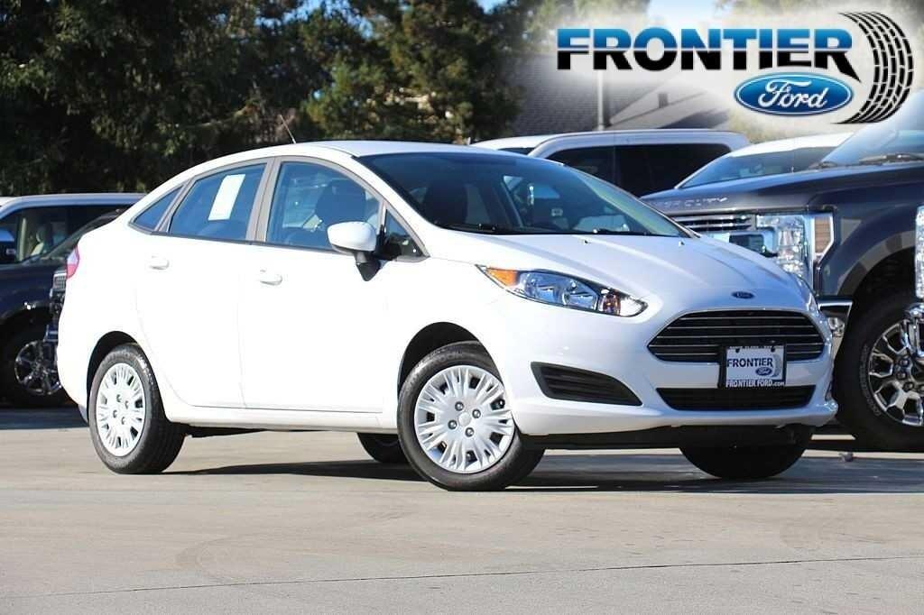 2019 Ford Fiesta S Sedan 3FADP4AJ4KM109689