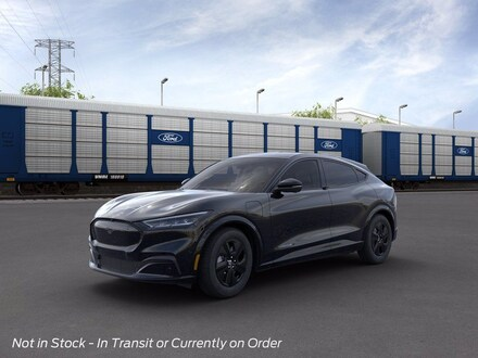 2021 Ford Mustang Mach-E California Route 1 SUV 3FMTK2R70MMA36241