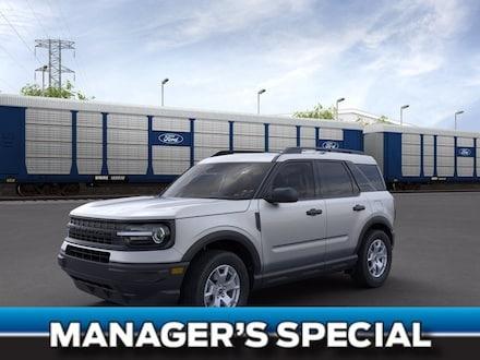 2021 Ford Bronco Sport Base SUV 3FMCR9A66MRA29921
