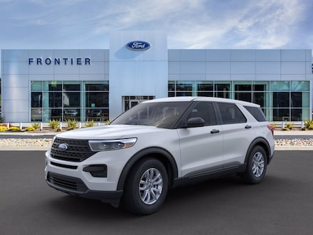 2021 Ford Explorer Explorer SUV 1FMSK7BH1MGB50285