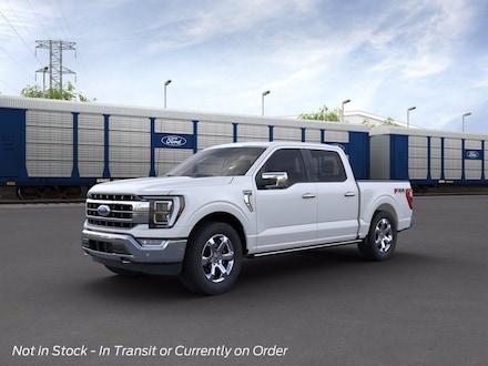 2021 Ford F-150 Lariat Truck SuperCrew Cab 1FTFW1E80MFB28951
