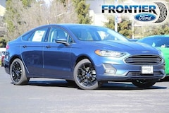 New 2019 Ford Fusion SE Sedan 3FA6P0HD8KR177997 for Sale in Santa Clara, CA