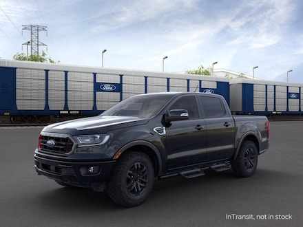 2021 Ford Ranger Lariat Truck SuperCrew 1FTER4FH2MLD25821