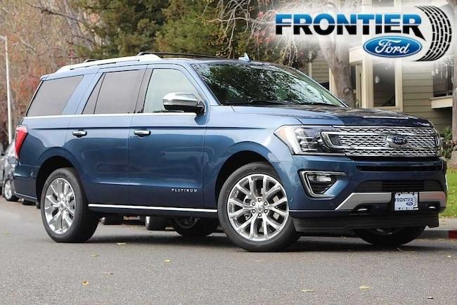 2019 Ford Expedition Platinum SUV 1FMJU1MT5KEA10558