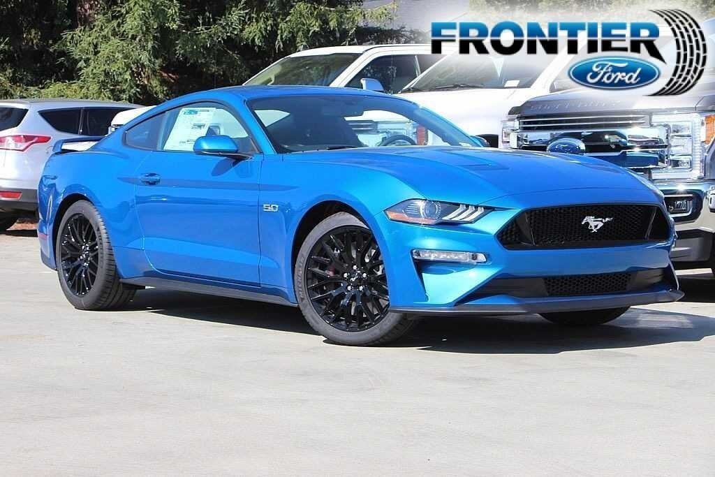 2019 Ford Mustang Coupe 1FA6P8CF9K5115437