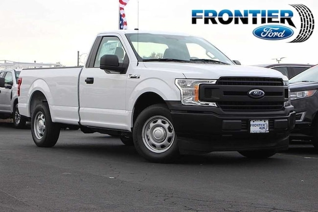 2018 Ford F-150 XL Truck Regular Cab 1FTMF1CB1JKF44337