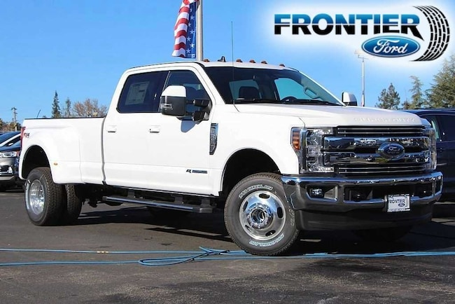 2019 Ford F-350 Lariat Truck Crew Cab 1FT8W3DT4KED53239