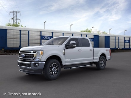 2021 Ford F-250 Lariat Truck Crew Cab 1FT7W2BT0MED71247