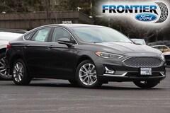 New 2019 Ford Fusion Energi Titanium Sedan 3FA6P0SUXKR178027 for Sale in Santa Clara, CA