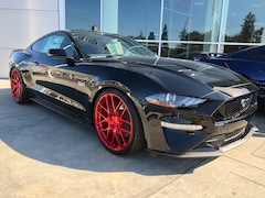 New 2018 Ford Mustang GT Premium Coupe 1FA6P8CF7J5166093 for Sale in Santa Clara, CA