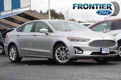 New 2019 Ford Fusion Energi Titanium Sedan 3FA6P0SU2KR178023 for Sale in Santa Clara, CA