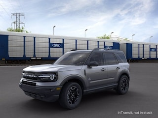 2021 Ford Bronco Sport Outer Banks SUV 3FMCR9C66MRA57635