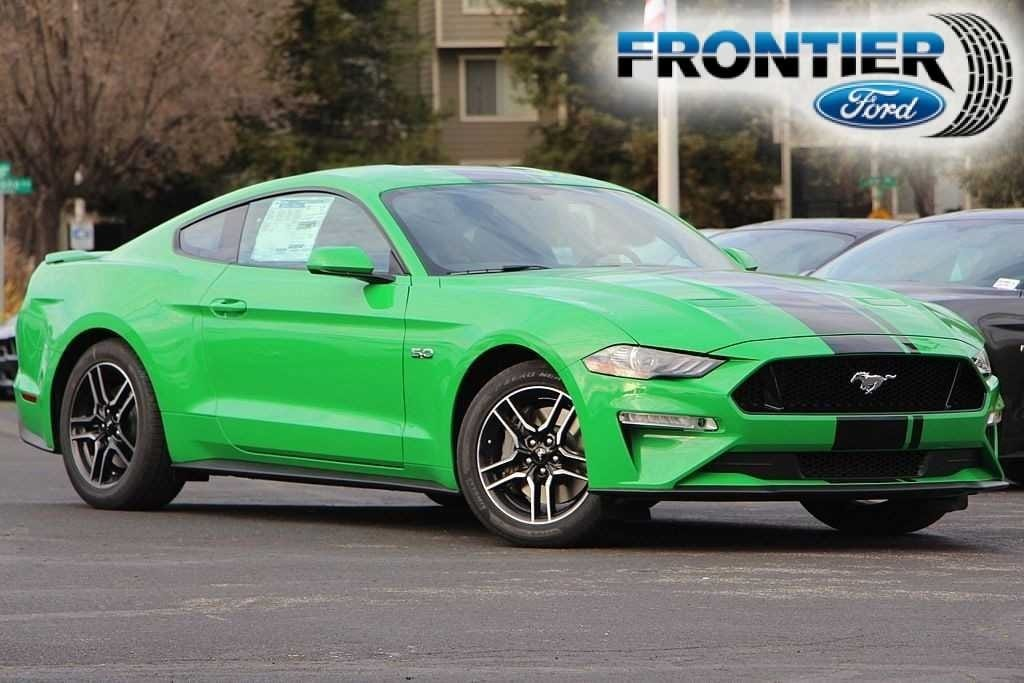 2019 Ford Mustang GT Coupe 1FA6P8CF8K5148364