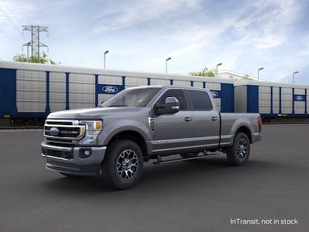2021 Ford F-250 Lariat Truck Crew Cab 1FT7W2BT0MED91448
